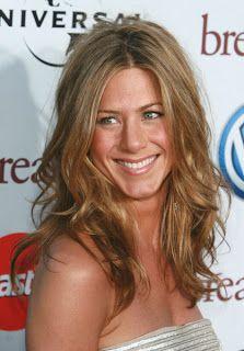 Jennifer Aninston Hairstyle
