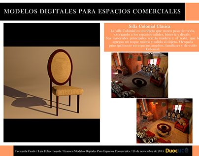 "Check out new work on my @Behance portfolio: ""Diseño mobiliario + Interiorismo"" http://be.net/gallery/46178209/Diseno-mobiliario-Interiorismo"