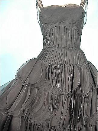 Jean Desses Cocktail Dress