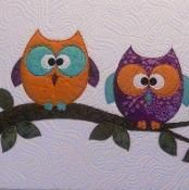 Owl Duet - via @Craftsy