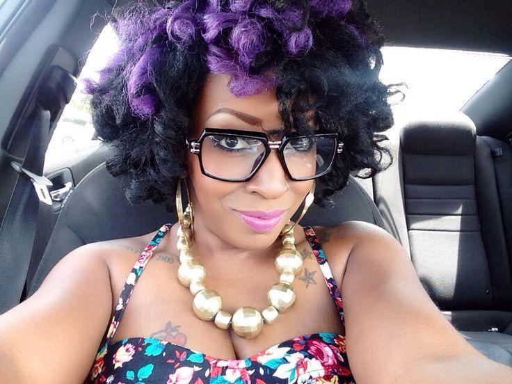 Crochet Braids With Zury Marley Hair : Crochet braids using Marley braid hair (3packs) and a few strands of ...