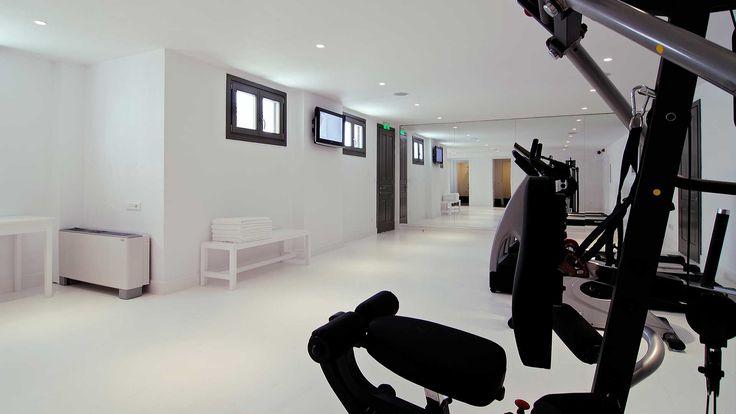 #Fitness room #AnemiHotel #Folegandros