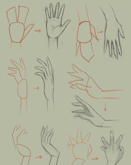How to draw hand  video tutorial learn step by step basic.   Now back to the basic a little bit.  I have so many emails, youtube comment, …