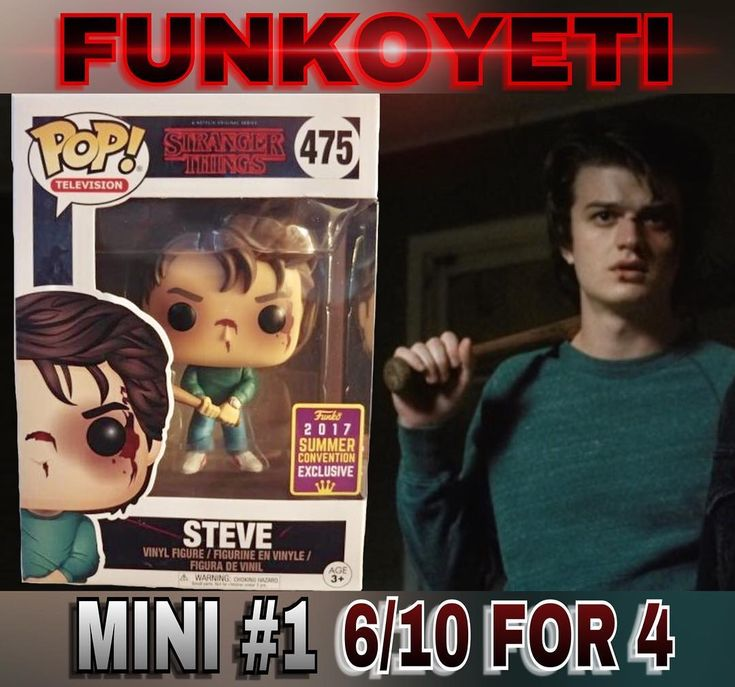 HOSTING MINI #1  $6 Per Spot  Winner of this mini will receive 4 spots in the main for this Hot Topic SDCC Steve Pop. CLOSED Hosting for @funko_me. How to enter: 1) Comment your number between 1-10 (please make sure it is still available) Free shipping US Only. Donations will be collected when all spots are claimed!  Winner of this main will be chosen via Random.org. Good luck! 1. @travis.ferry01  2. @tonyram100  3. @travis.ferry01  4. @poker_n_pops  5. @poker_n_pops  6. @funk_o_punk  7…