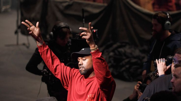 Watch Kanye West Reference Debt, Einstein on New Song #headphones #music #headphones