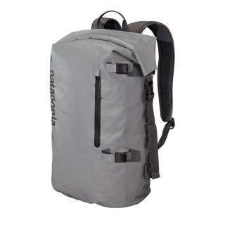 Рюкзак Patagonia Stormfront Roll Top 30L Feather Grey серый фото - 3