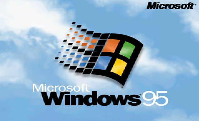 Windows 95 ISO Files Download