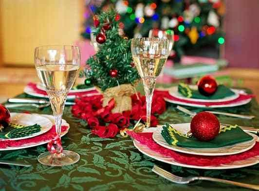 Typical Christmas dishes in Latin America