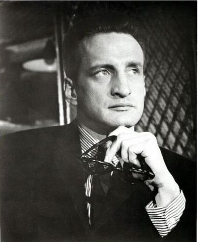 "George C. Scott in ""The Hustler"""