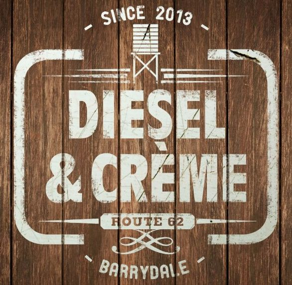 Diesel & Crème is a vintage diner, cottage and coffee shop on the Route 62 in Barrydale.