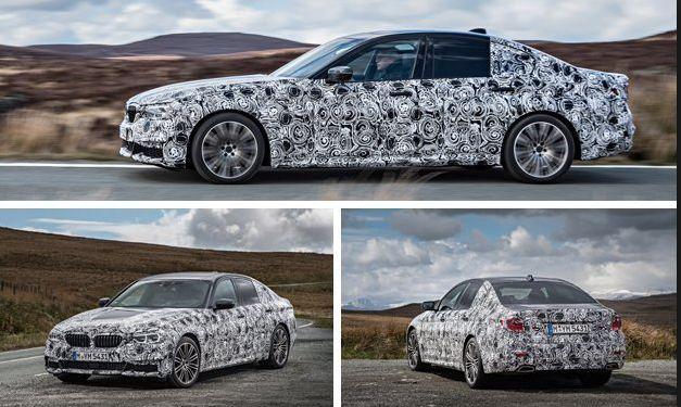 2019 BMW 5 Series Style Design