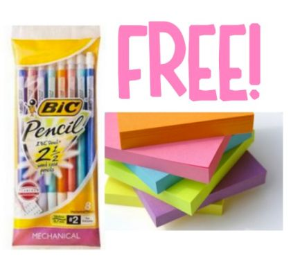 Saving 4 A Sunny Day: Free School Supplies At Target