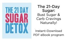 Podcast Episode #66: The 21-Day Sugar Detox – FAQs and questions answered!