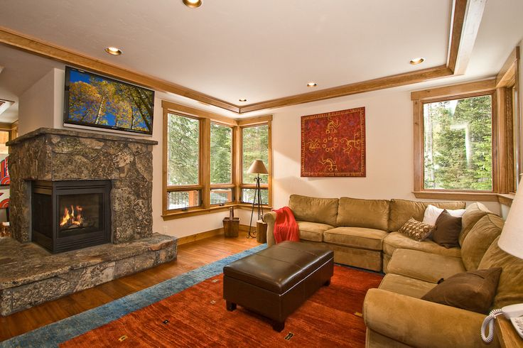 """""""Squaw Valley Indian Trail"""" vacation rental home 