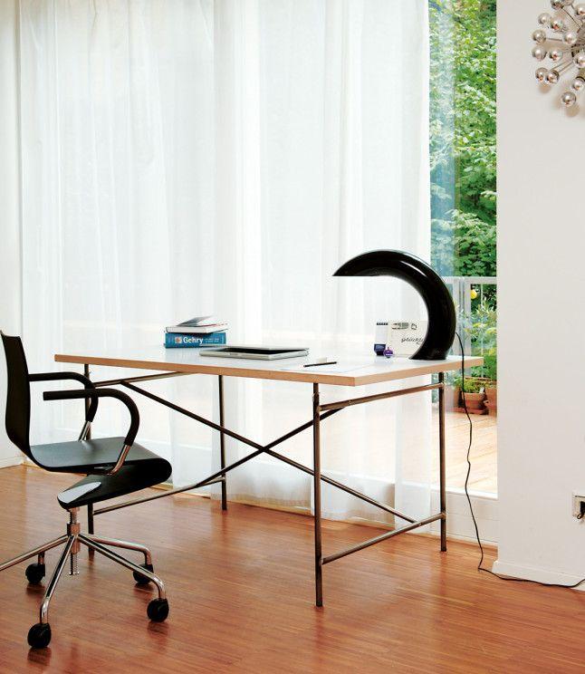 Fresh Richard Lampert Tischplatte f r Eiermann Tischgestelle ab uac sofort lieferbar jetzt mit uac Versand Skonto bei smow de bestellen
