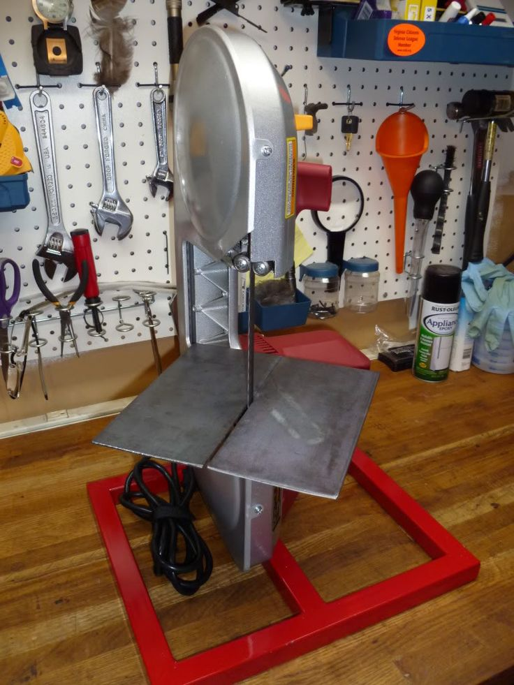 Portable Band Saw Stand Update 1 7 12 Ar15 Com Archive