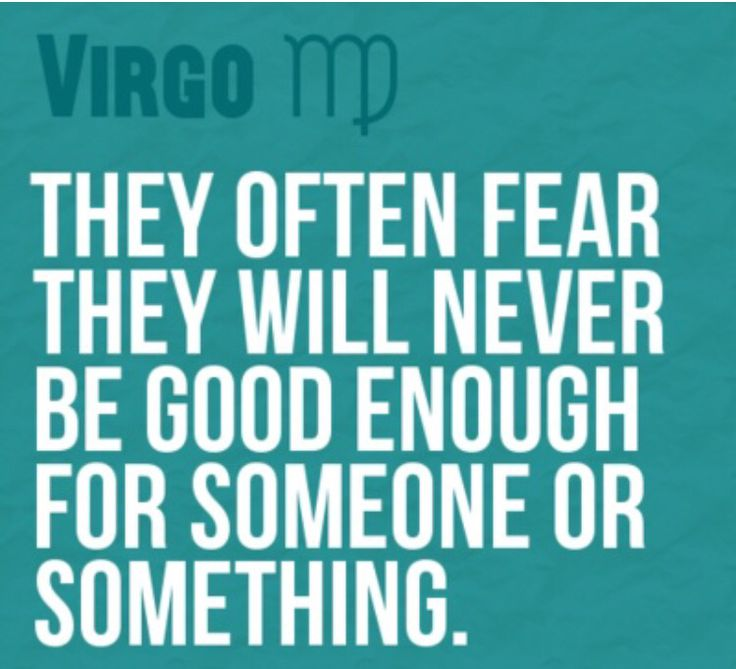Virgo Truths