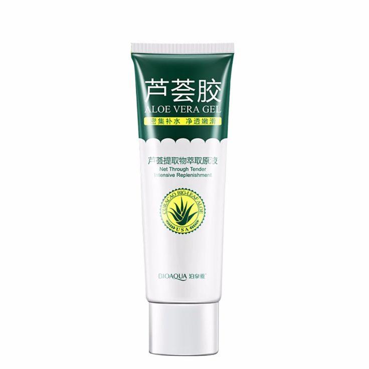 Aloe Vera Gel Skin Care Brand BIOAQUA Face Cream Hyaluronic Acid Anti Winkle Whitening Moisturizing Acne Treatment Cream