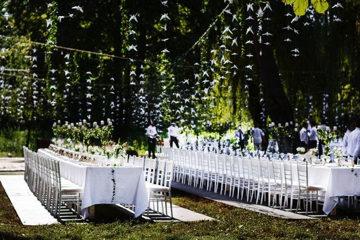 Nunta: Tg. Mures (Slujba de multumire, locatia si florile) | Laura Cosoi