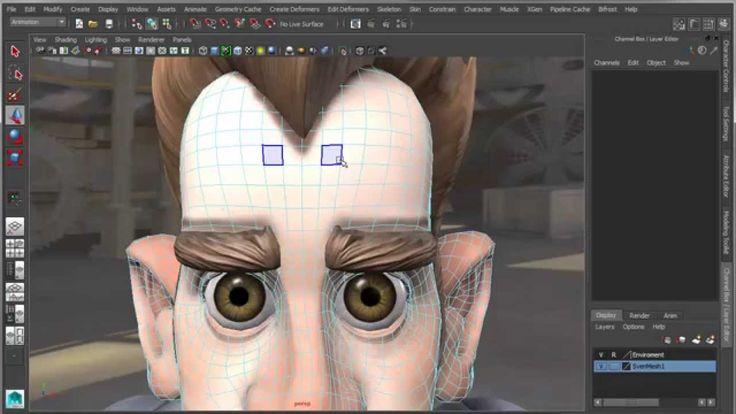 autodesk maya 2015 tutorials pdf