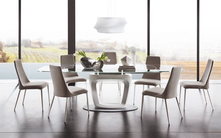 #Calligaris #abitareonline #dinningroom #tables #dinningtable