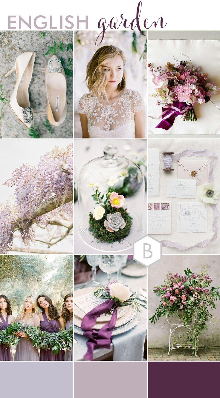 Großartig English Garden Wedding Theme Galerie - Brautkleider Ideen ...