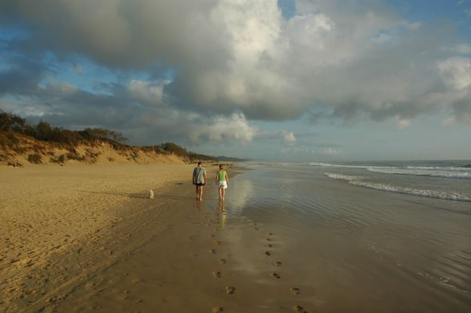 Coolum Off Leash Dog Beach