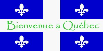 link to a page with resources/ideas to use for teaching Québec