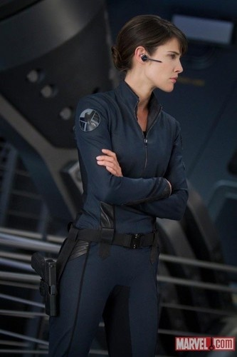 Day10 of the #KadChallenge: Maria Hill - she is smart, loyal and brave, with Avengers and SHIELD till the end.