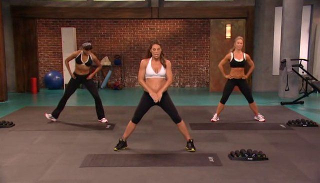 Review of Jillian Michaels Ripped in 30 DVD