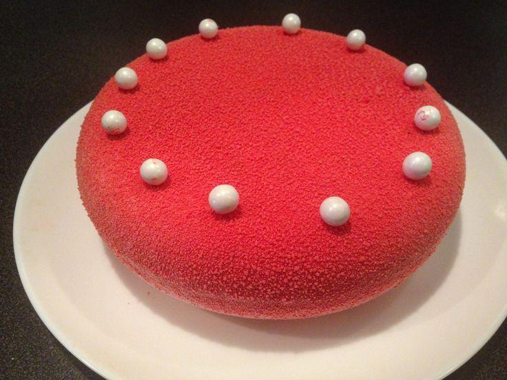 """Современные десерты: муссовый торт """"Блэк Джек"""" с велюром - Andy Chef - блог о еде и путешествиях, пошаговые рецепты, интернет-магазин для кондитеров"""