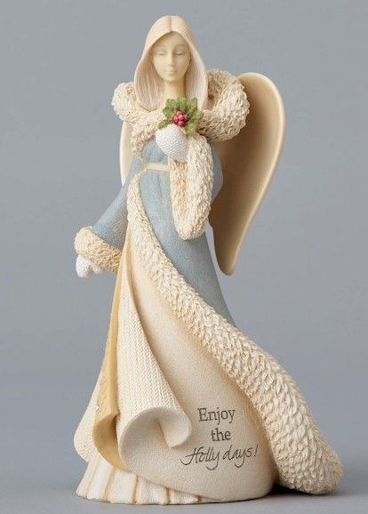 Foundations Christmas Series by Karen Hahn for Enesco at Fiddlesticks