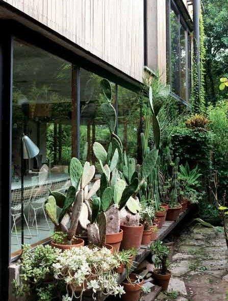 ❥ Inspirations, Idées & Suggestions, JesuisauJardin.fr, Atelier de paysage Paris, Stéphane Vimond Créateur de jardins en ville ❥