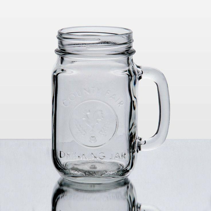 Mason Drinking Glasses In Bulk