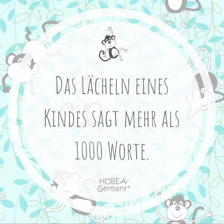 """""""Das Lächeln eines Kindes sagt mehr als 1000 Wort…"""