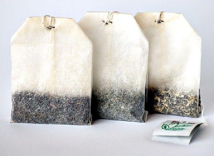 Ne dobod el a használt teafiltert? Nézd, mi mindenre használhatod