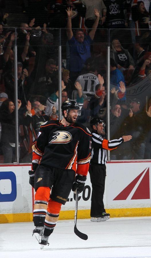 Ryan Kesler, Anaheim Ducks
