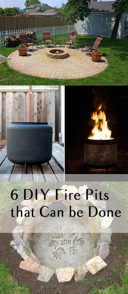 Best 25+ Cheap Fire Pit Ideas On Pinterest | Cinder Block Bench, Cheap  Garden Benches And Easy Fire Pit