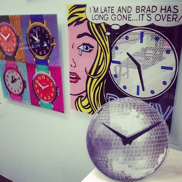 Love pop culture? We do, too! Our NeXtime clocks make perfect gifts for the enthusiast in your family!