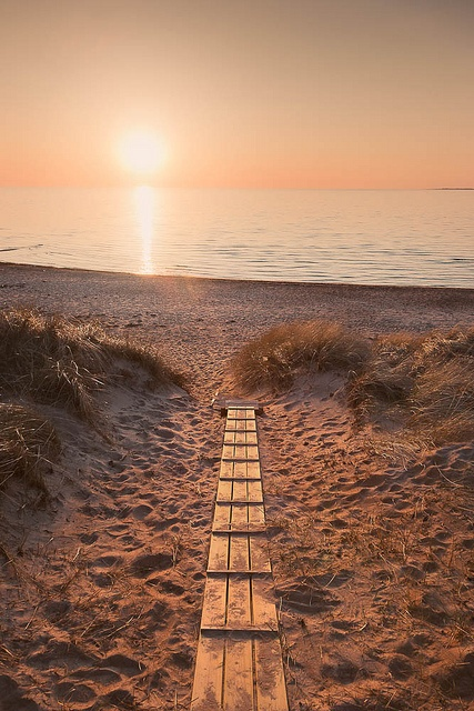 Vejbystrand,Skåne by Werner Nystrand, via Flickr