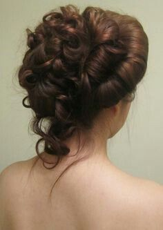 Terrific 1000 Ideas About Victorian Hair On Pinterest Faux Hawk Updo Short Hairstyles Gunalazisus