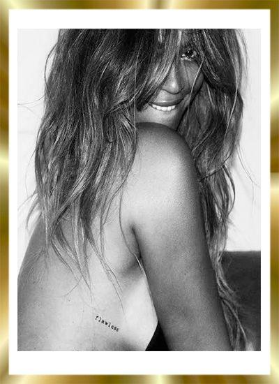 Queen's tattoos! Η Beyonce παρουσιάζει την προσωπική της συνεργασία με τα Flash Tattoos. Σχέδια ημιμόνιμων τατουάζ με έμπνευση από τη δισκογραφία της, αλλά και αίσθηση κοσμημάτων. H απόλυτη σταρ ποζάρει η ίδια με ορισμένα από αυτά, σε black 'n' white φωτογραφίες, με ατημέλητο και φυσικό look, ναζιάρικη και σέξι διάθεση! Διαθέσιμα στο flashtat.com. http://pressmedoll.gr/