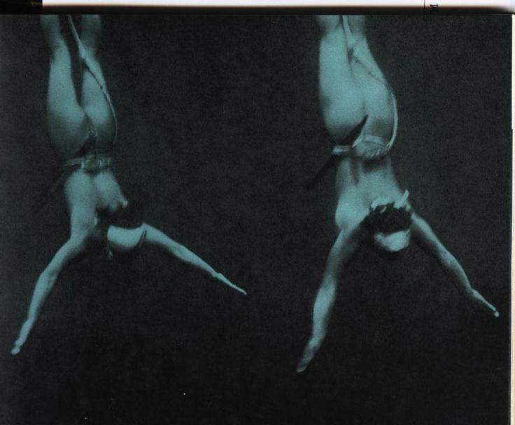 Hekura, The Diving Girl's Island by Fosco Maraini  #swim