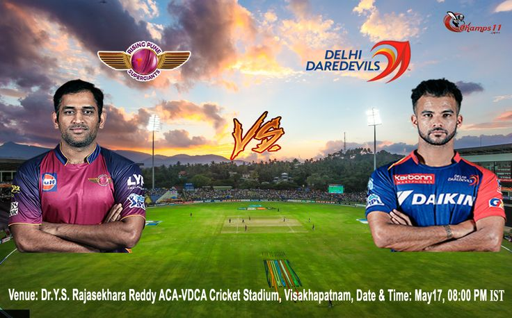 IPL 2016: Wounded Daredevils look to revive play-off bid against aimless Supergiants #IPL #IPL9 #IPL2016 #VIVOIPL #RPSvDD