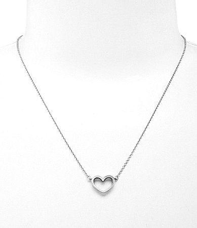 James Avery Petite Heart Necklace #Dillards