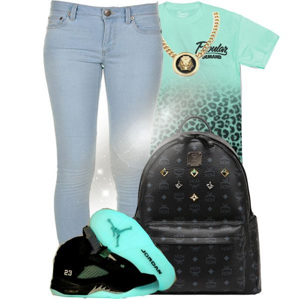 36 best images about Outfits with jordans on Pinterest | Cheap jordan shoes Polyvore outfits ...
