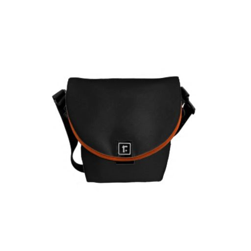 Cat in the bag messenger bag by Batkei at Zazzle