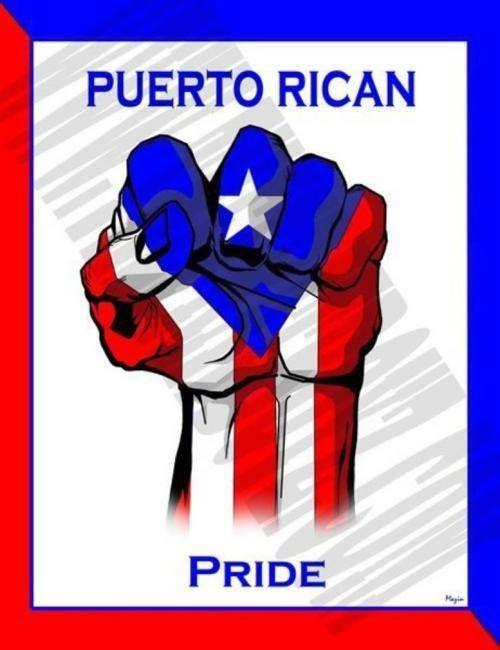 Proud a Puerto Rico