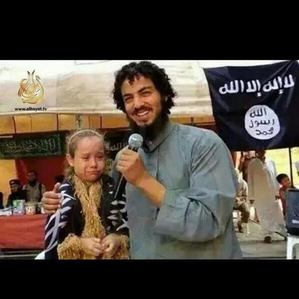 ISIS militant announces his marriage to terrified 7-year old in occupied city in Syria - Conservative Byte