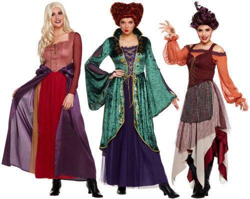 Disney Hocus Pocus Sanderson Sisters Costume – You Choose Character #Halloween #…